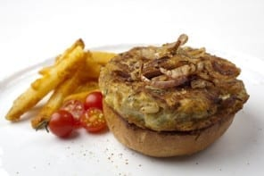 Squash-burger