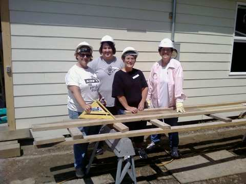 Habitat for Humanity, 2009