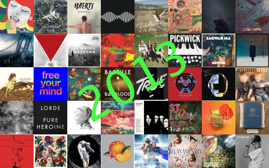 Dnak 2013 – Top 50 Songs of 2013