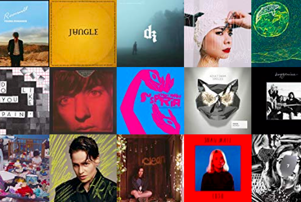 Dnak 2018 – Favorite Songs of 2018