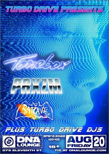 Turbo Drive: Droid Bishop & Tonebox Flyer