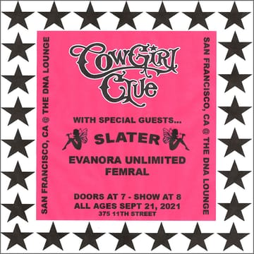Cowgirl Clue Flyer