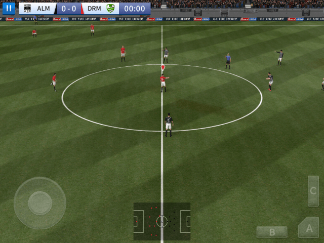 Dream League Soccer 2017 - Fischio d'inizio