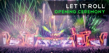 Let It Roll 2016 Open Air
