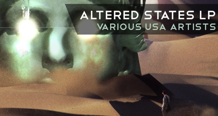 Altered States LP - Flex Records UK
