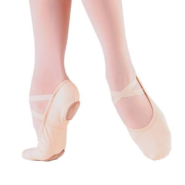 Split Sole Ballet Shoe