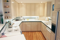 Kitchen Work Areas