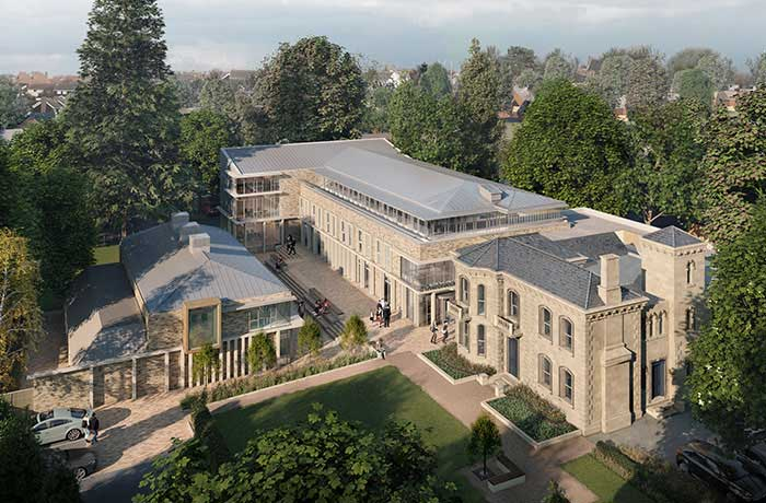 D'Overbroeck's College Oxford