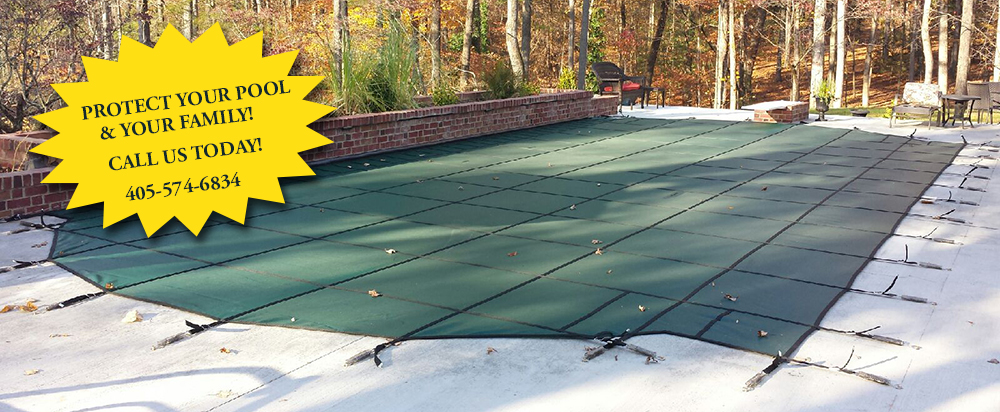 swimming pool safety covers, Oklahoma City, OK, total pool renovations, decks, concrete, new construction, pool floors and pressure testing
