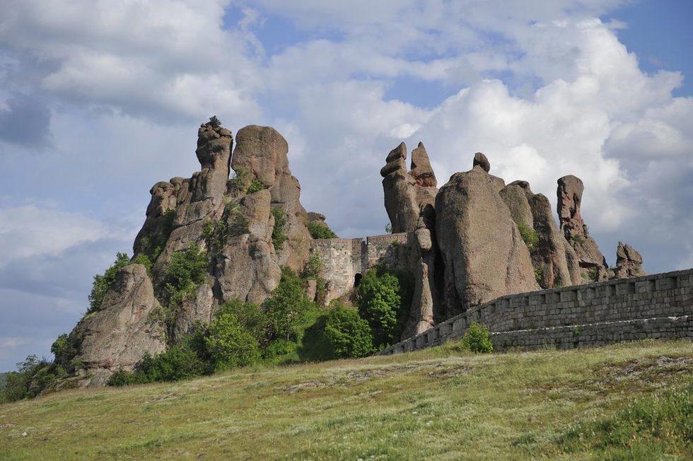 Белоградчишките скали са обявени за природна забележителност през 1949 г.
