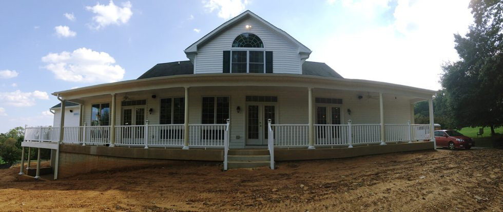 home addition contractor Carroll County, Maryland Howard County