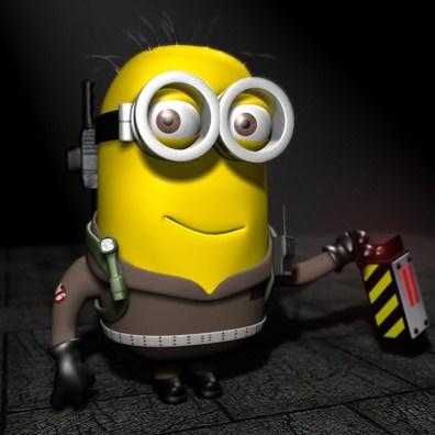 Ghosbuster Minion