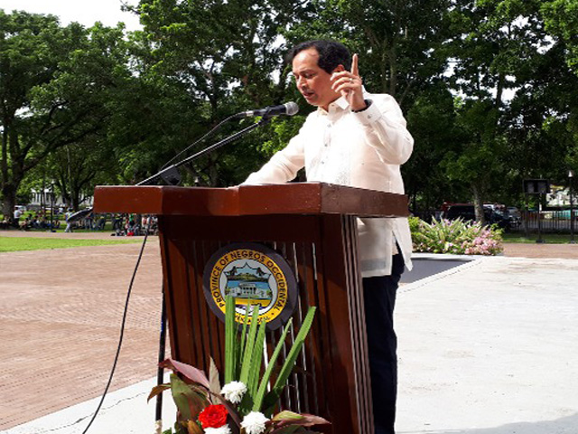 Sixth District Board Member Valentino Miguel Alonso. | Photo from PIA