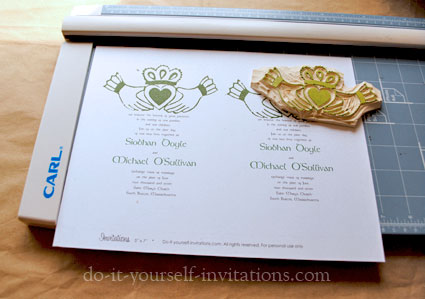28 Celtic Wedding Invitations Templates Vizio