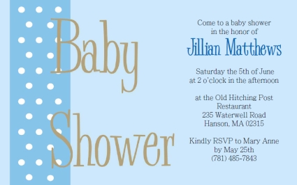 Elegant Baby Shower Invitations For A As An Extra Ideas About How To Make