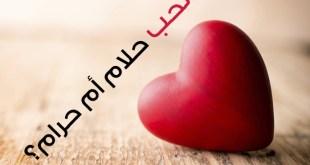 التوجيه والإرشاد - الحب حلال أم حرام