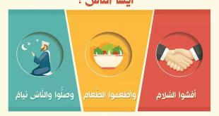 ملفات وبطاقات - أفشوا السلام