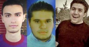 الثورة السورية - قتل شباب بتهمة معالجة جرحى المظاهرات