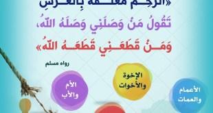 المجتمع المسلم - صلة الرحم