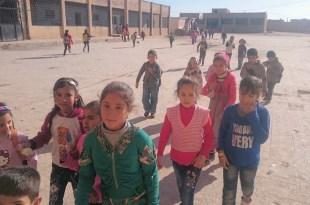 حدث وتعليق - مدارسنا في المناطق المحررة