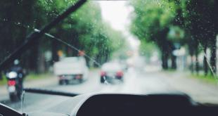 الشتاء - الطريق الممطر