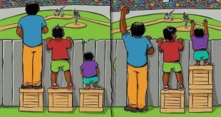 التوعية النوعية - الفرق بين العدل والمساواة