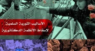 التوعية السياسية - الأساليب الثورية السلمية