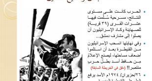 تشرين الأول - حرب تشرين التحريرية