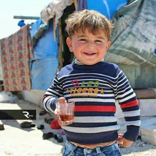 الثورة السورية - النازحين