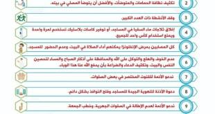حدث وتعليق - كورونا والمساجد
