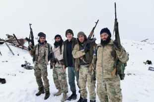 جهاد - تذكر ولو بدعوة إخوانك المرابطين تحت المطر والثلج