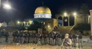 حدث وتعليق - القدس ينتفض