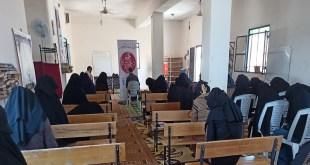 تقرير الدورة 155 – طريقة تعليم القراءة السليمة ورسم القرآن – إدلب