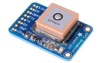 Adafruit Ultimate GPS - By oomlout (ADAF-12-GP Uploaded by bomazi) [CC BY-SA 2.0 (http://creativecommons.org/licenses/by-sa/2.0)], via Wikimedia Commons