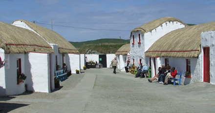 Original Thatched Dwellings