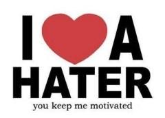 Haterii si feedbackul distructiv