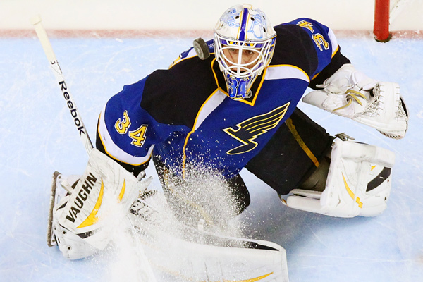 Can Jake Allen elevate the St. Louis Blues over the rest of the Western Conference?
