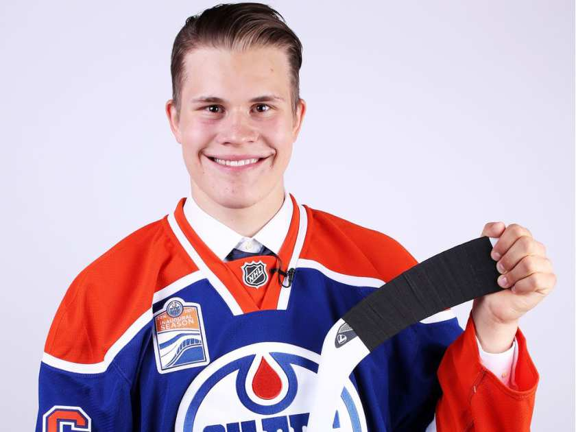 Jesse Puljujarvi - photo courtesy: edmontonjournal.com