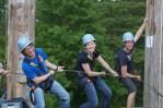 Teamsicherung Pamper Pole
