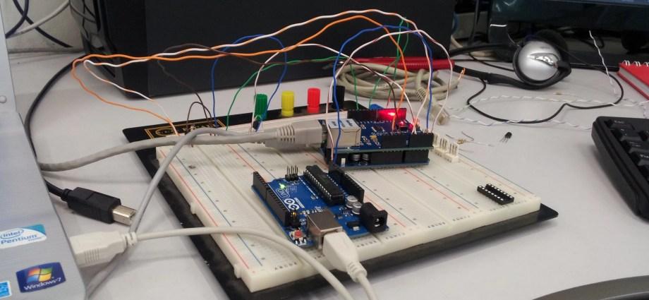 i2c com Arduino
