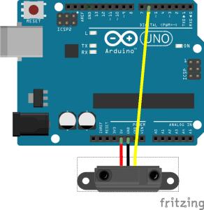 receiver_pin_6 infravermelho com Arduino