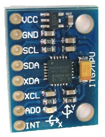 mpu-6050 | Giroscópio MPU6050