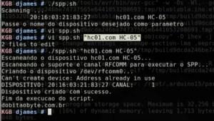 Script para configurar o SPP no Linux