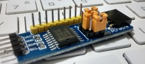 PCF8574 no Raspberry