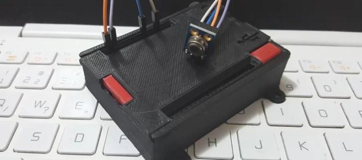 GY-906 e case Arduino