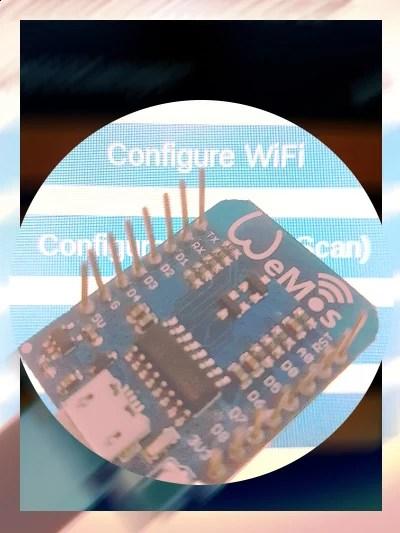 WiFi Manager com ESP8266 | chamada