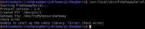 PiGatewaySerial - NRF24L01 com Raspberry