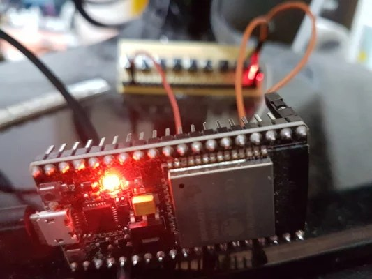 Configurar a UART do ESP32