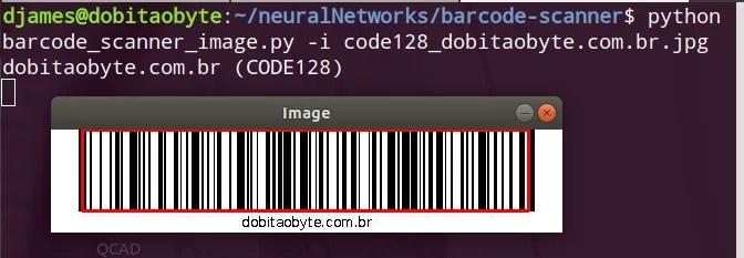 Leitor de código de barras e QR Code com Raspberry • Do bit