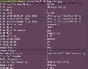 esconder arquivos - exif - arquivo binário